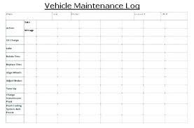Vehicle Log Book Format Car Log Book Template Excel Vehicle Format Mileage Tracker
