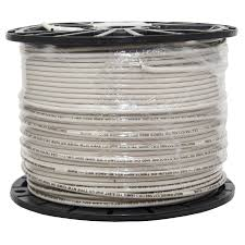 12 gauge wire rolls facbooik com Lowes Trailer Wiring Harness shop 12 awg copper stranded white xhhw wire (by the roll) at lowes 7-Way Trailer Wiring Diagram