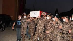 Hakkari'de şehit İl Emniyet Müdür Yardımcısı Cevher için tören düzenlendi -  GÜNCEL Haberleri