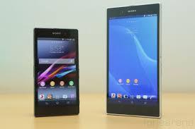 Sony Xperia Z1 vs Sony Xperia Z Ultra