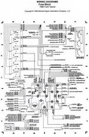 1990 ford taurus fuse box diagram fixya here you go