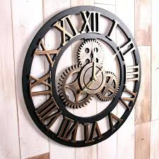 large antique wall clock large vintage wall clocks handmade oversized retro rustic decorative luxury art big large antique wall