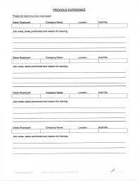 Resume Fill In 19 Filling Out A Resume Online Student Template Bravo How