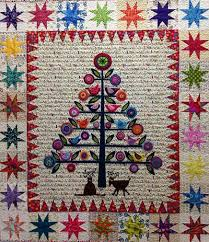 Tree Quilt Patterns Mesmerizing Wendy Williams 'Oh Christmas Tree' Quilt Pattern Poppy Patch