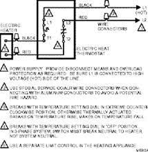 double pole thermostat wiring diagram wiring diagram ponents symbols and circuitry of air conditioning wiring