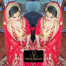 free asian bridal makeup party consultation hair stylist and mua
