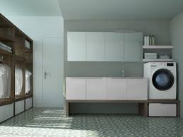sectional laundry room cabinet with sink for washing machine spazio time 06 laundry room cabinet