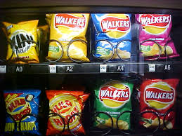 Chip Vending Machine Delectable Vending Machines Will List Calories On Snack Foods Per New Law