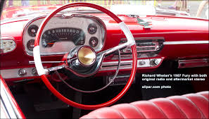 plymouth fury in its prime 1956 1974 from killer muscle car to 1957 plymouth dashboard