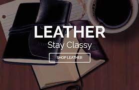leather stay classy