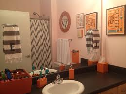 brown and green bathroom accessories. Pink And Brown Bathroom Accessories Green O