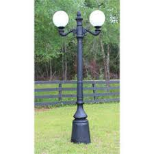 garden pole. Garden Pole Light