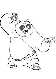 Leuk Voor Kids Pandaberen Kleurplaten Panda Kleurplaat Printen