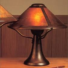008 small trumpet table lamp