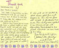 Thank You For Your Friendship Letter Sample - Vancitysounds.com
