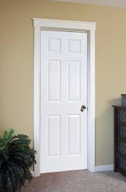 Innovation 6 Panel White Interior Doors Attractive 5 4 To Design Ideas