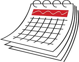 Calendar Clip Art Rr Collections