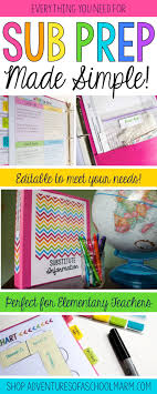 best ideas about being a teacher teacher always be prepared to have a substitute teacher in your classroom these templates and forms perfect for kindergarten grade