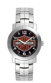 harley davidson® watches for men harley davidson reg men s bar shield reg stainless steel watch