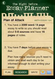 essay planner iphone apps finder essay planner