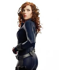 Legends Scarlett Johansson Black Widow Legend