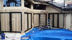sliding glass door painters orlando