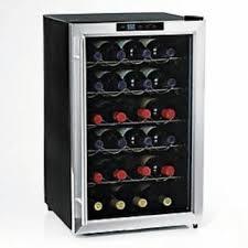 Wine Enthusiast Silent 28 Bottle Wine Refrigerator
