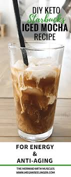 Sugar is the main thing you're swapping out in this recipe to reduce the carb count drastically. Keto Starbucks Iced Mocha Easy Diy Recipe Megan Seelinger Coaching
