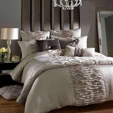 Kylie Minogue At Home Taupe U0027Giana Truffleu0027 Bed Linen   Duvet Covers U0026  Pillow Cases   Bedding   Home U0026 Furniture   Debenhams