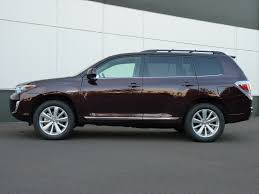 2013 Toyota Highlander Hybrid - Information and photos - ZombieDrive
