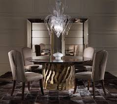 contemporary round dining table luxury dinner table modern furniture dining table luxury formal dining room furniture sets