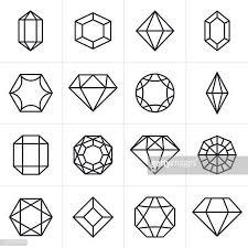 60点の宝石のイラスト素材クリップアート素材マンガ素材アイコン