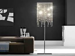chandelier floor lamp luxury