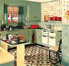 Kitchen Styles By Decade