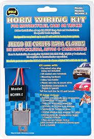 com wolo mchwk air horn wiring kit automotive