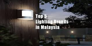 top 5 lighting brands in malaysia malaysia s no 1 interior design channel