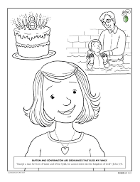 I am always looking for new ways to encourage kids to pray, especially to get them out of the rut of talking/asking/praising about the same things. Coloring Pages
