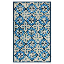 safavieh outdoor rugs lovely blue botanical hooked accent rug 2 4x4 28x48 safavieh