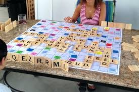 Wooden Board Games Canada Oversized Board Games Giant Scrabble Board Game Giant Wooden Word 83