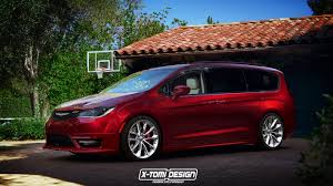 Does A Chrysler Pacifica SRT Hit The Right Notes?