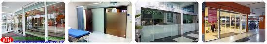 new the most pragmatic sliding door series which are installed by malaysia distributor