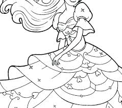 Barbie Coloring Book Pages Pdf Barbie Doll Coloring Pages Games