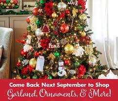 Shop our christmas house decorations online or in store to create a welcoming home for the holidays. Ornaments Garland More Dollartree Com