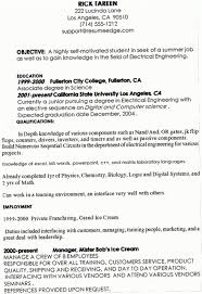 Computer Science Student Resume New Computer Science Resume ENC28 Sample Resume Computer Science