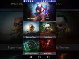 live wallpapers for lol 2017 for android official trailer