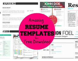 Resume Download Resume Templates Free Resume Outline Word