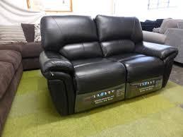 lay z boy sofa. Wonderful Lay Black Leather 2  1 La Z Boy Orlando Suite RRP 2000 Our Price  1097 For Lay Sofa O