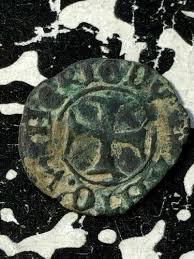 1382-1400) Italy Venice Antonio Venier 1 Tornesello Lot#JM2068 - Boardwalk  Numismatics