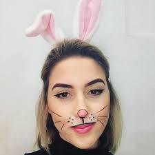 bunny eye makeup