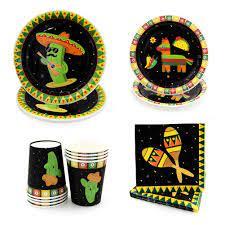 Mexican Fiesta Cinco De Mayo Birthday ...